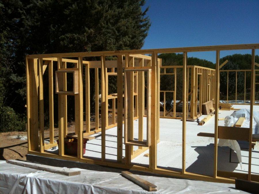 Nos maisons ossature bois en images - Maison ossature bois en kit ...
